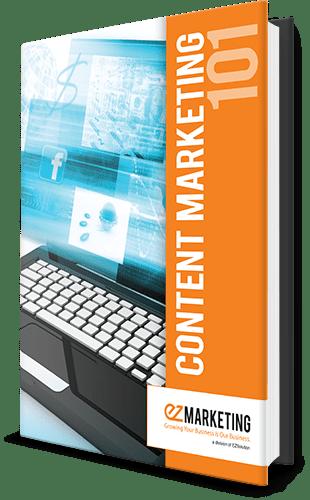 Content Marketing 101 book