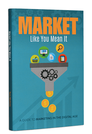 front cover of market like you mean it book