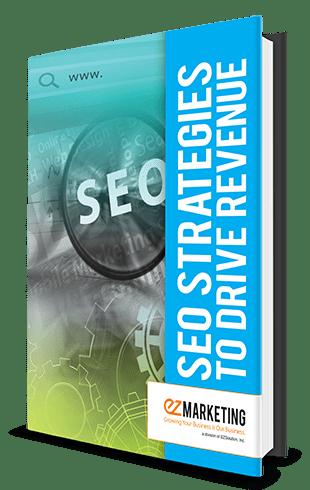 SEO Strategies to Drive Revenue book