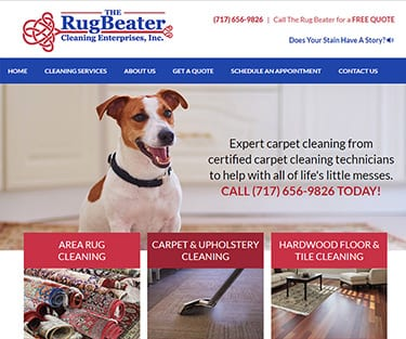 The Rug Beater Homepage