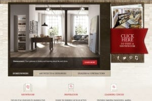Conestoga Tile website