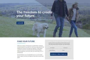 Liberty website