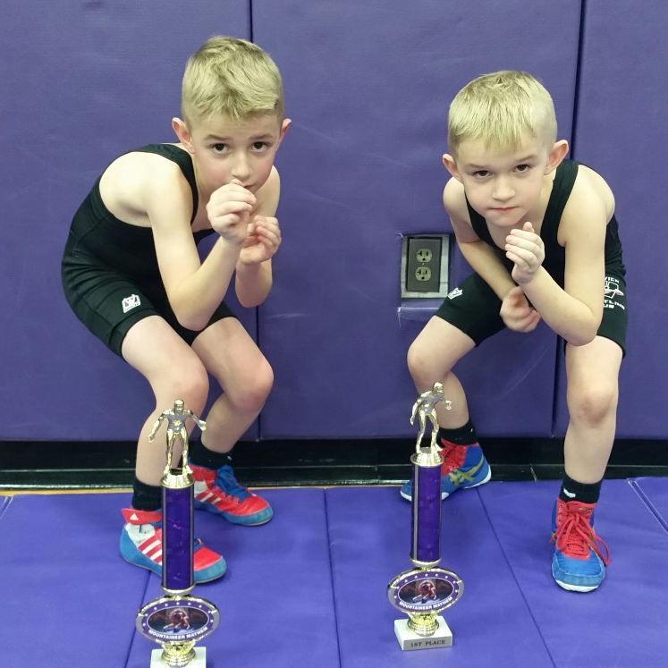 Wrestling champions