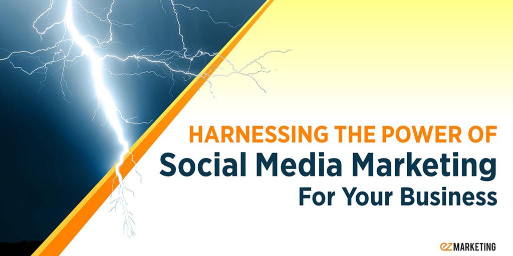 [Seminar] Harnessing the Power of Social Media Marketing