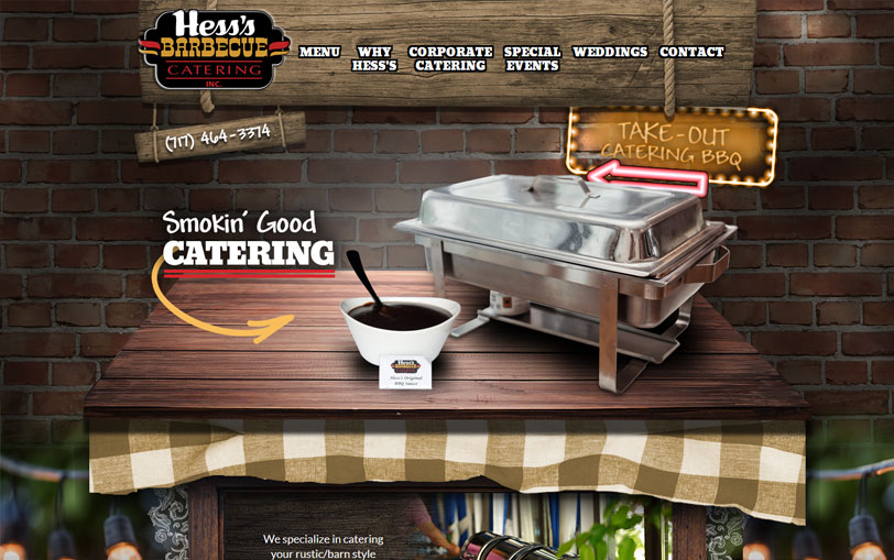 Hess's Barbecue Catering