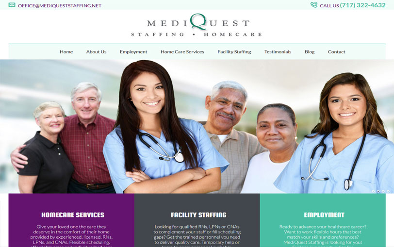 Mediquest Staffing