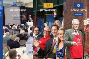 Rotary Club website