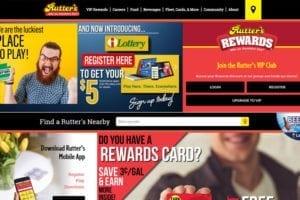 Rutter's website