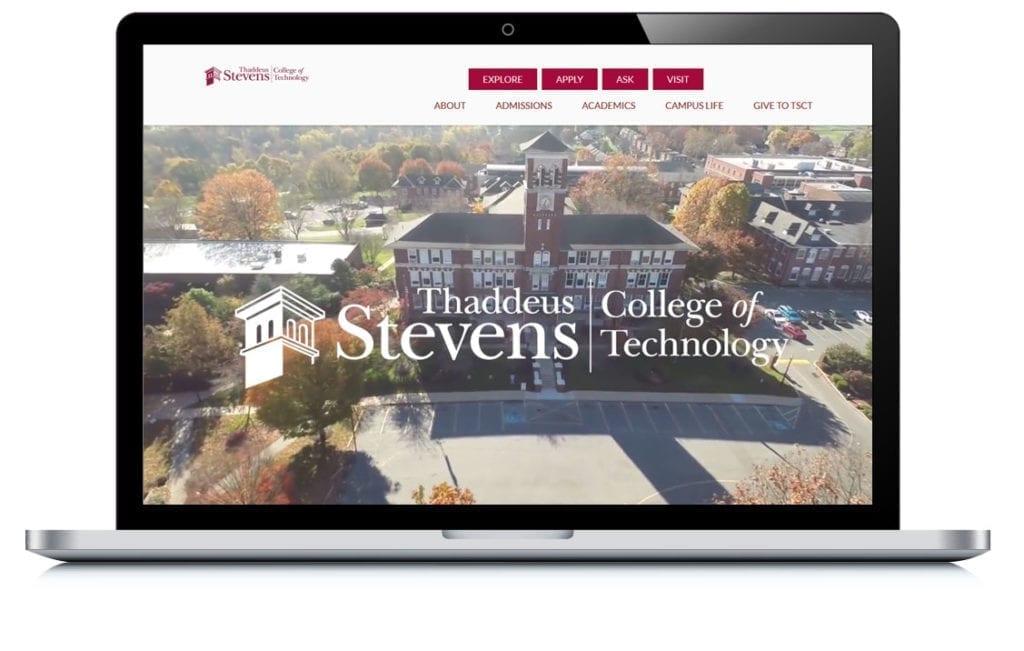 Example of Thaddeus Stevens College