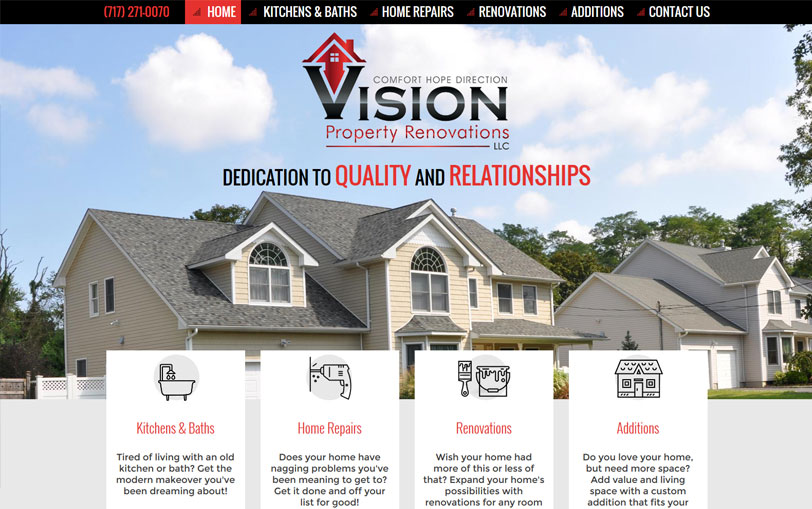 Vision Property Renovations