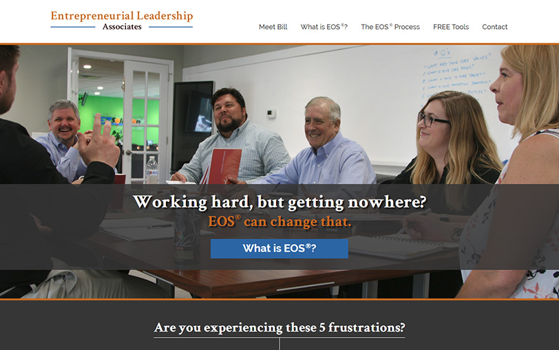 Example of Entrepreneurial Leadership Associates