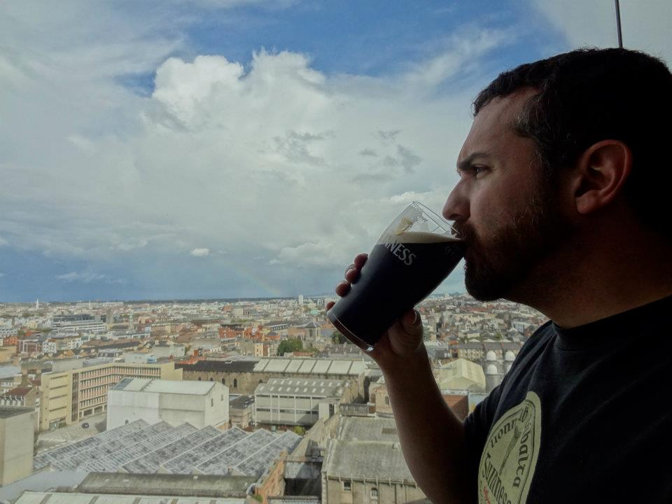 Guinness in Dublin photo