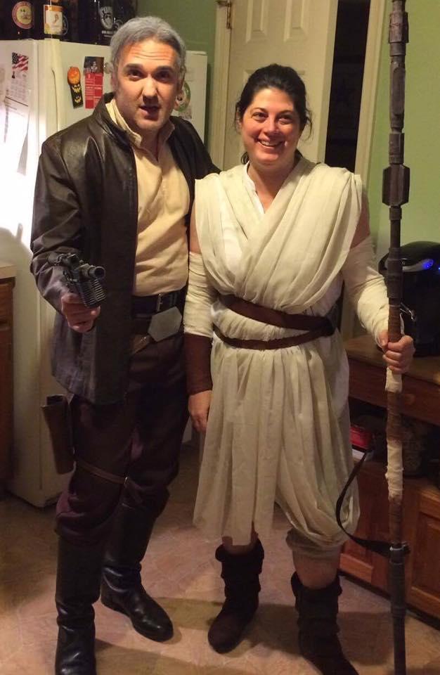 Han Solo cosplay