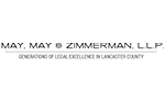 May May Zimmerman logo