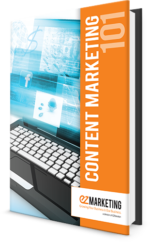 Content Marketing 101 book cover