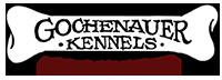 gochenauer kennels logo