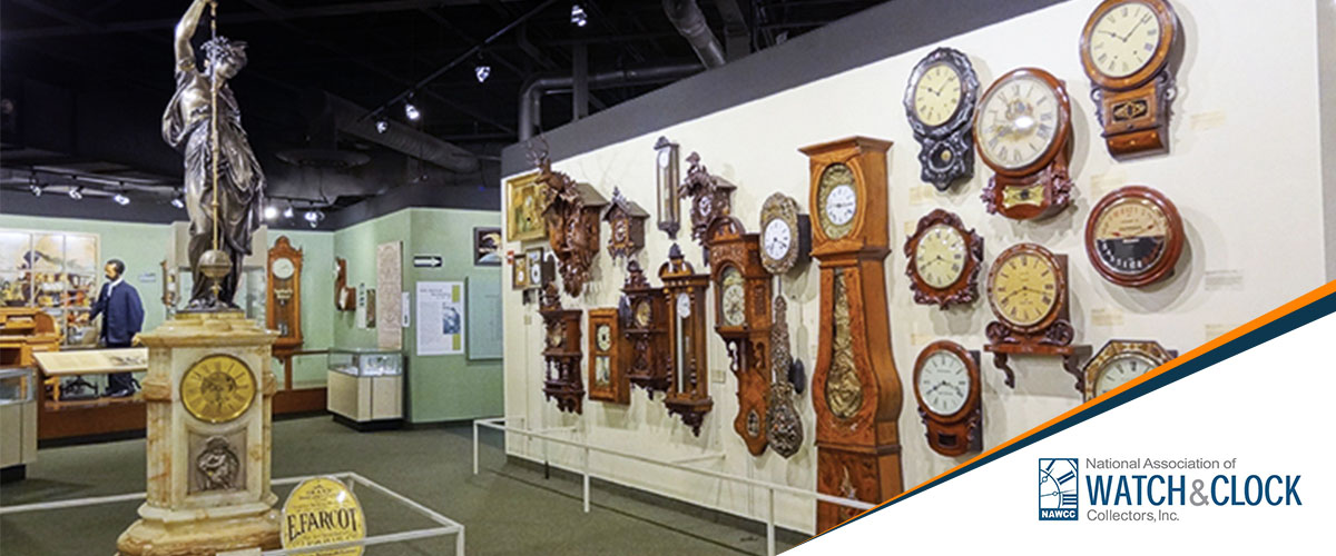 National Association of Watch & Clock Collectors case study