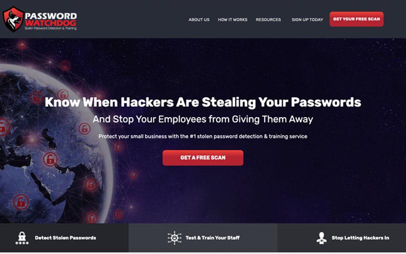 Example of Password Watchdog