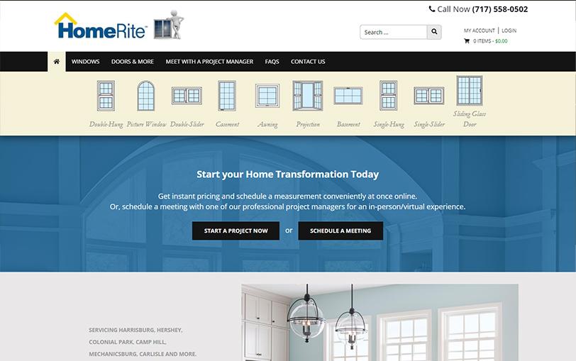 Example of HomeRite