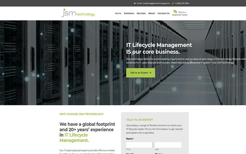 Example of JSM Technology