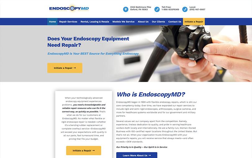 Example of EndoscopyMD